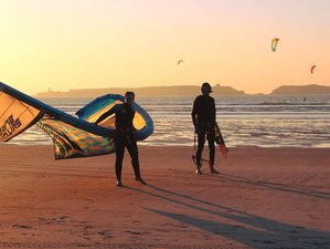 8 Day Beginner Pack Kitesurf Camp in Essaouira, Marrakesh-Safi