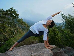 15 jours en stage de yoga vinyasa à Dambulla, Sri Lanka