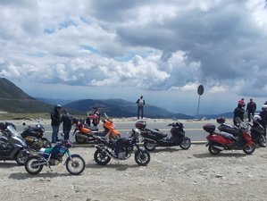 7 Day Deep Secrets Guided Motorcycle Tour in Bulgaria