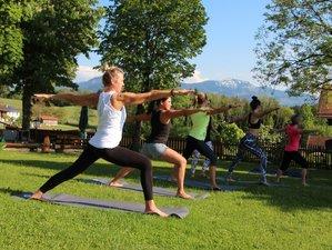3 Tage Yoga-Auszeit mit Alpenblick in Bayern, Deutschland