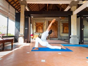 6 Days Rejuvenate and Revitalize Yoga Holiday in Ubud, Indonesia