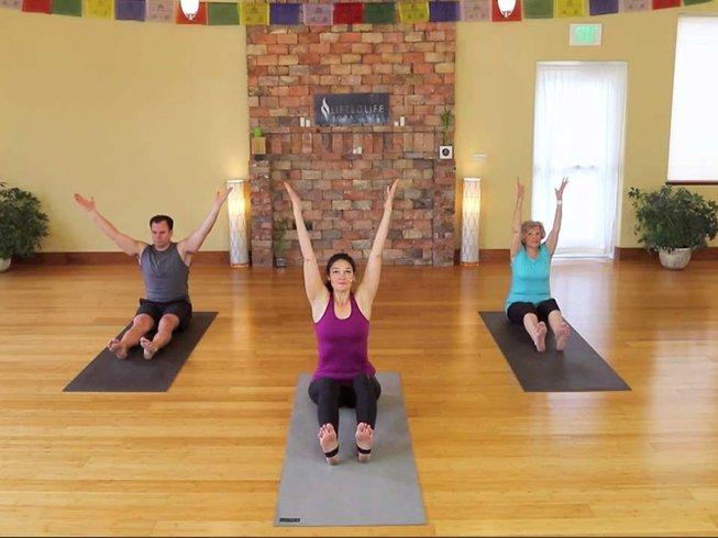 9 Days Amorgos Yoga Retreat Greece