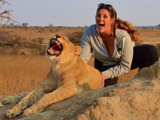 8 Days Mokoro Safari South Africa, Botswana & Zambia