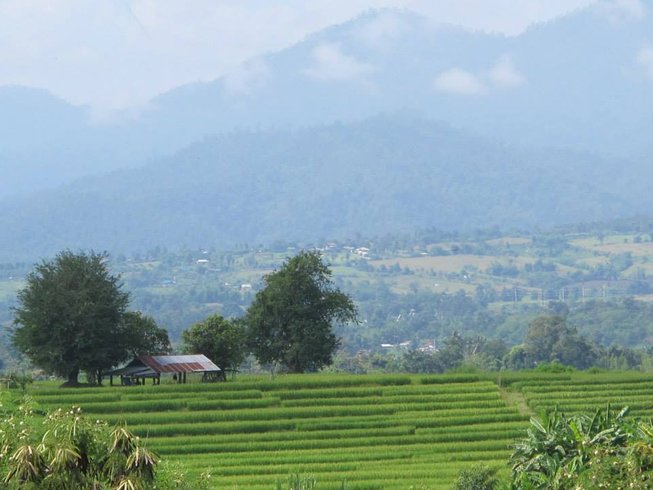6 Days Yoga Immersion Vacation in Pai, Thailand