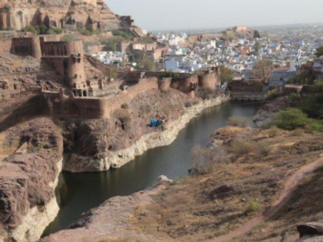 15 Tage Vorweihnachtliches Yoga und Ayurveda Retreat in Rajasthan