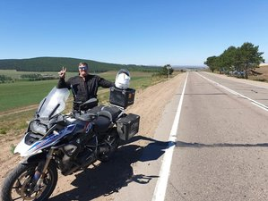 25 Days Russian Motorcycle Tour over the Trans-Siberian Route, Vladivostok-Moscow