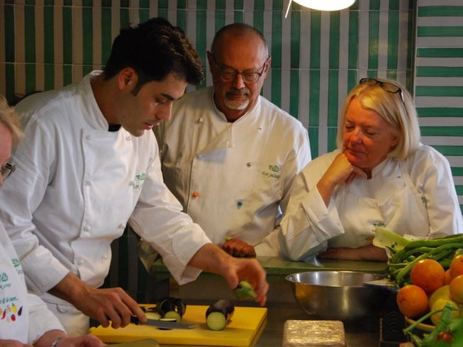 7 Days Don Alfonso Cooking Holidays in Italy