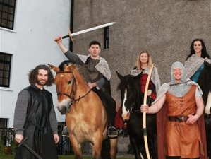 3 Day Game of Thrones Horse Riding Experience in County Antrim, Northern Ireland