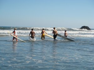 14 Days Surf and Yoga Retreat in Costa Rica