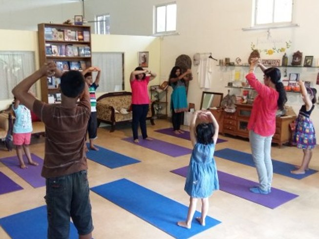 7 jours en retraite isolée de yoga et de méditation à Pune