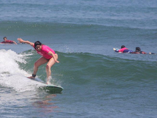 4 Days Refreshing Yoga and Surf Camp in Nuro, Piura, Peru