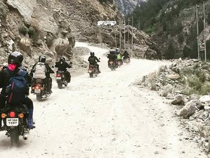 8 Day Sach Pass Guided Motorcycle Tour