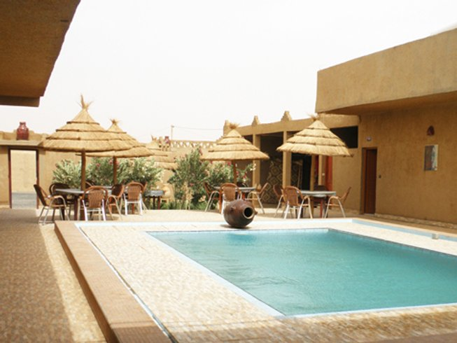 8 Days New Year's Yoga Retreat in Moroccan Desert