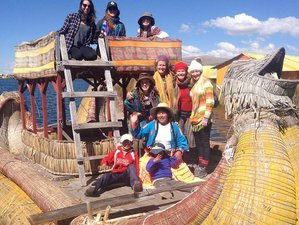 7 Days Meditation, Yoga, and Temple Journey in Lake Titicaca, Peru