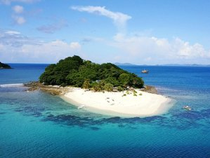 5 Day Private Island Discovery and Yoga Retreat in El Nido, Palawan