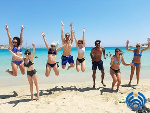 7 Day Wellness Retreat: Yoga, Mindfulness, Nutrition, Capoeira, and more in Perigiali, Lefkada