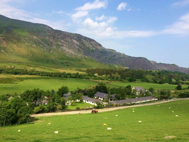 4 Tage Spazieren und Yoga Urlaub in Snowdonia, Großbritannien