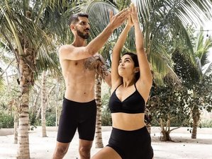7 Day Learn to Love Yourself Yoga Retreat with Yudit Maros and Ricardo Castro in Tulum