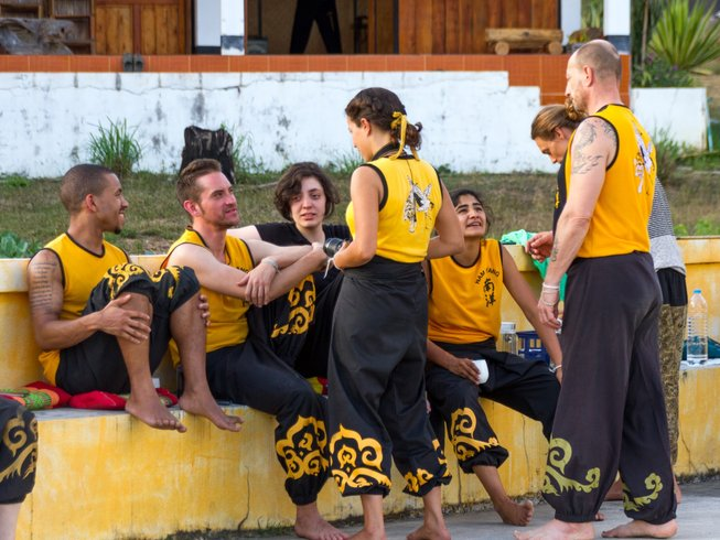 5 Days Shaolin Kung Fu Course in Mae Hong Son, Thailand