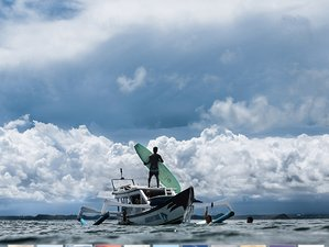 4 Tage Privates Gruppen Surf Camp auf Lombok