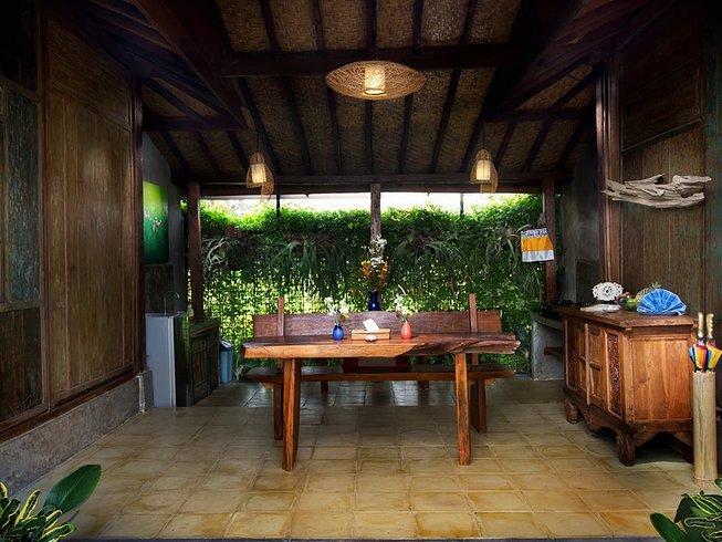 5 días retiro de yoga y aventura en Bali, Indonesia