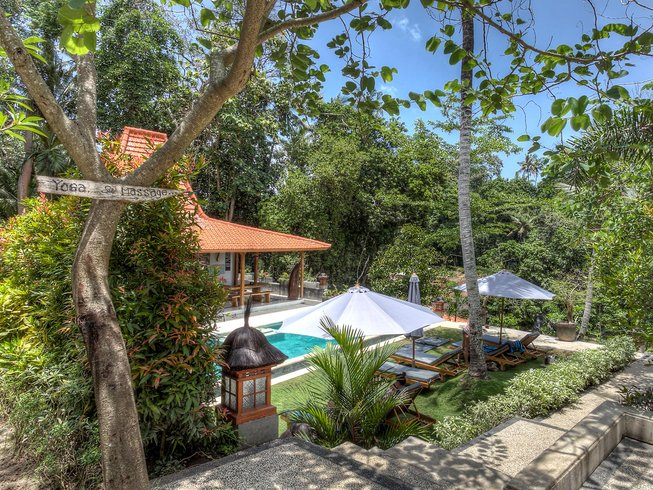 8-Daagse Surfkamp en Yoga Retraite voor Koppels in Bali, Indonesië