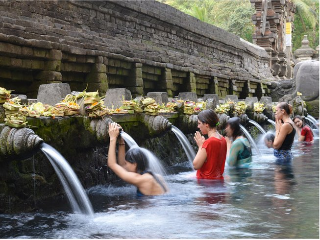 15 Days Sacred Feminine Yoga Retreat in Bali