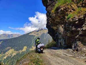 10 Day Guided Motorcycle Tours In The Indian Himalayas Sach Pass