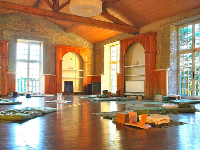 8 Days Midsummer Yoga and Meditation Retreat France
