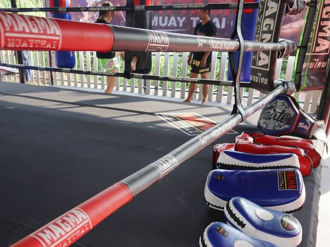 3 Days Muay Thai Training in Bangkok, Thailand