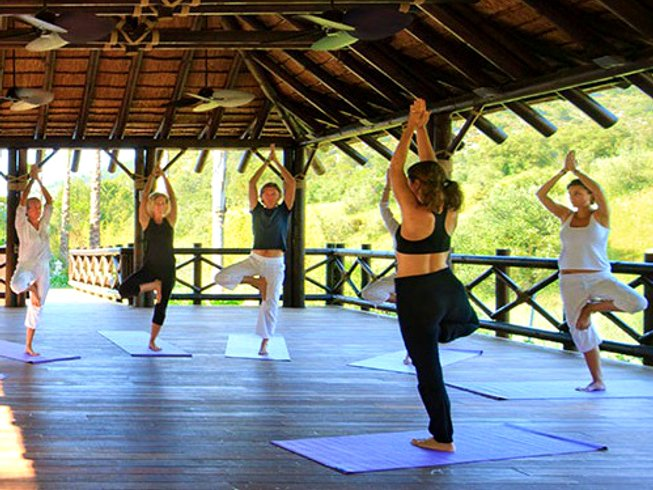 7 Days Yoga and Weight Loss Retreat in Spain