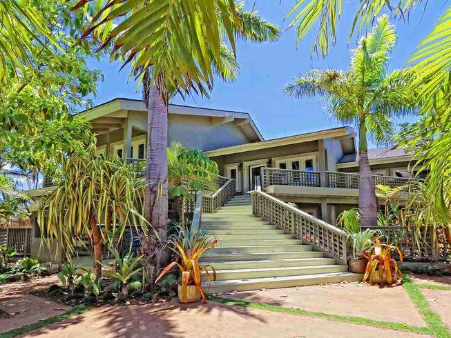 7 Days Tropical Yoga Retreat Hawaii
