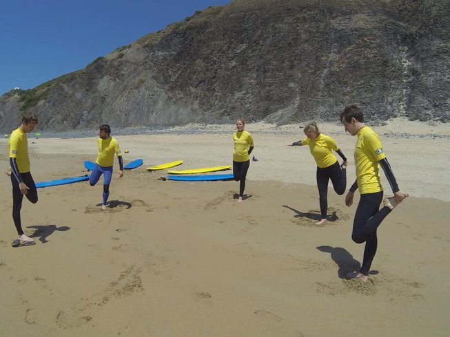 6 Days Surf Camp in Portugal