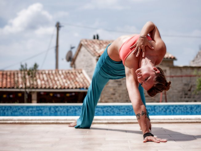 8 Days Soul Flow Yoga Retreat in Istria, Croatia