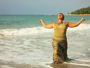 "7 Days Holistic Yoga Retreat ""The world of Shakti: Enjoy my Caribbean Life"" in Costa Rica"
