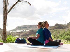 7 Days Find Your Magic Vinyasa Yoga Retreat in Murcia, Spain