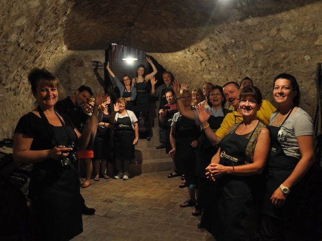 8 Days Wine, Cooking, Truffles & Chocolate Holidays in Umbria