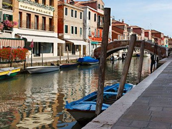 6 Days Cultural and Cooking Vacations in Venice, Italy