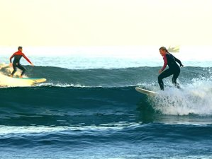 8 Days Guided Surf Camp Tamraght, Souss-Massa, Morocco