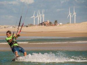 5 Days Kitesurfing Camp in Cumbuco, Brazil
