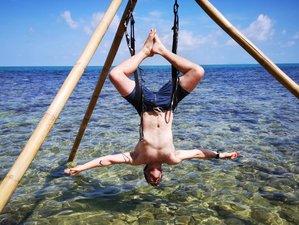35 Day 300-Hr Vinyasa Aerial Yoga Teacher Training in Thailand