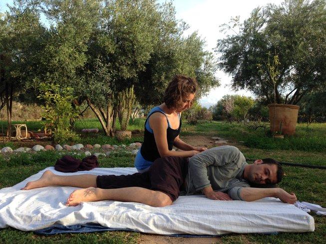 8 Days Learn Thai-Yoga Massage Retreat in Bali, Indonesia