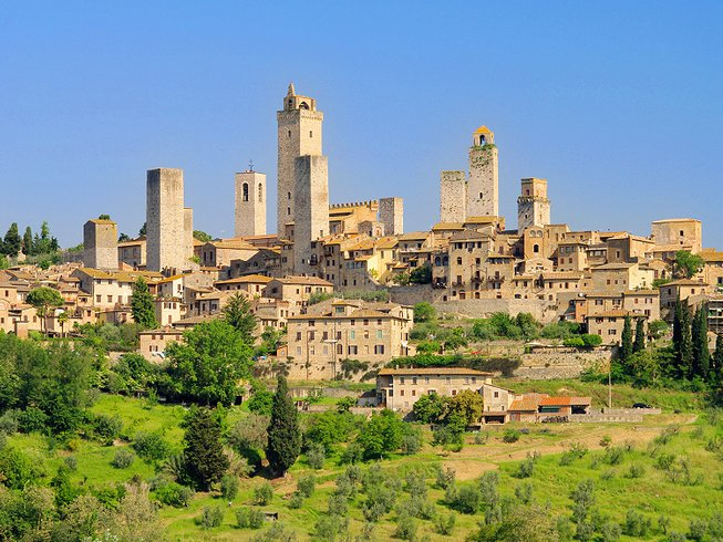 9 Days Wine Tasting and Culinary Holiday in Italy