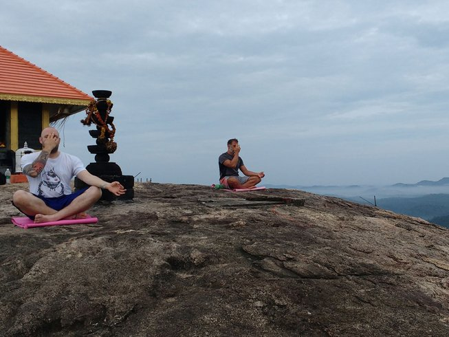 5 Days Free Mind Outer Forest and Hill Meditation and Yoga Retreat in India