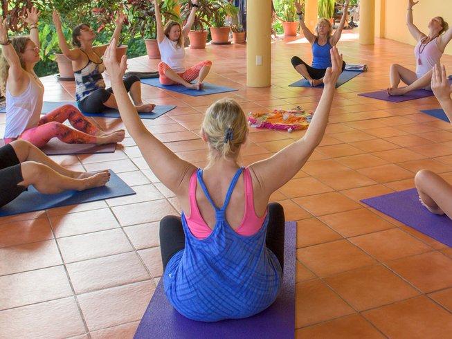 17 Day 200-Hour Soya Yoga Teacher Training in Mexico
