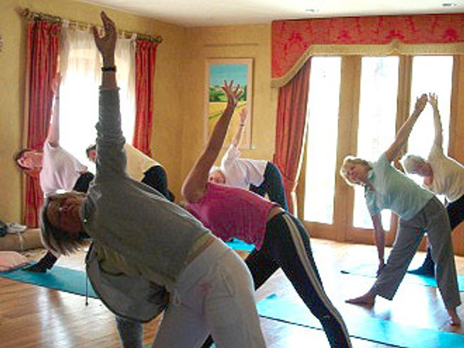 3 Days Embodied Menopause Yoga Retreat Cotswolds UK