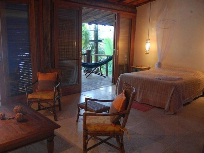 7 Days Holistic Yoga Retreat in Ilha Grande, Brazil