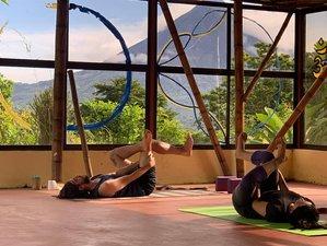 10 días de retiro costarricense de yoga y naturopatía en la mágica selva tropical, Alajuela