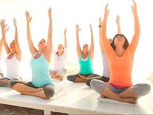 7 Days Art Workshop and Yoga Retreat USA