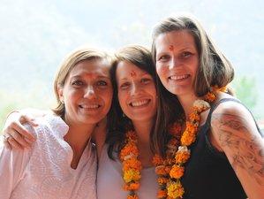 28 Days Hatha Yoga Teacher Training in Dharamsala, India